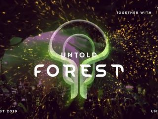 Line-up scene Fortune si Forest la Untold 2019